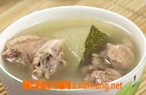 老鸭冬瓜汤的功效和作用